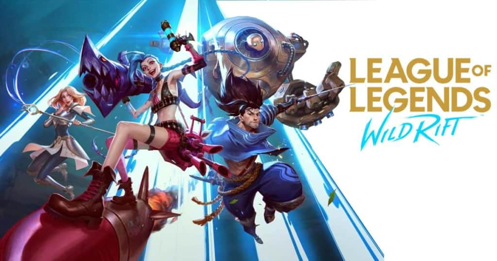League of Legends Wild Rift enter the American Continent Everything we know about it