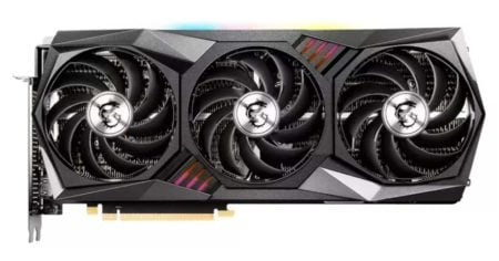 MSI launches RTX 3080 Gaming Z TRIO and TRIO Plus graphics during the silicon shortage