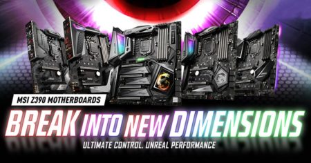 MSI pushes the resizable-BAR technology on Intel's 300-series chipset