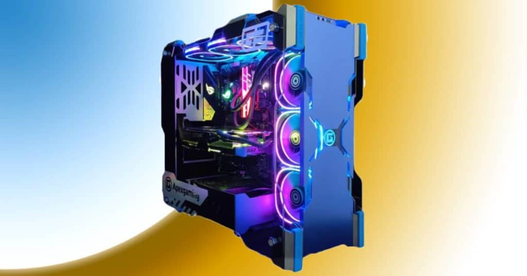 ApexGaming brings it latest G3 Mid-Tower Tempered Glass Case