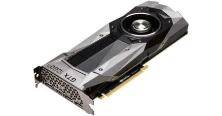 Nvidia re-introducing the GTX 1080 Ti during the massive Silicon shortage