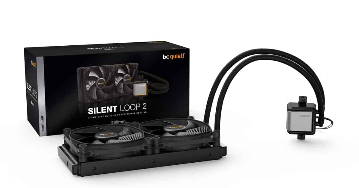 Silent Loop 2 AIO cooler