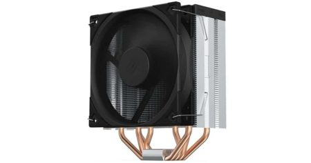 Silentium brings the new and improved Fera 5 Cooler and Fluctus PWM fan