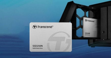 Transcend releases its NAS focused SSD - SSD250N NAS SSD