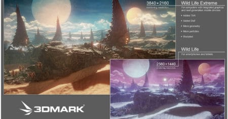 3DMark Wild Life Extreme now available for mobile devices across multiple platform