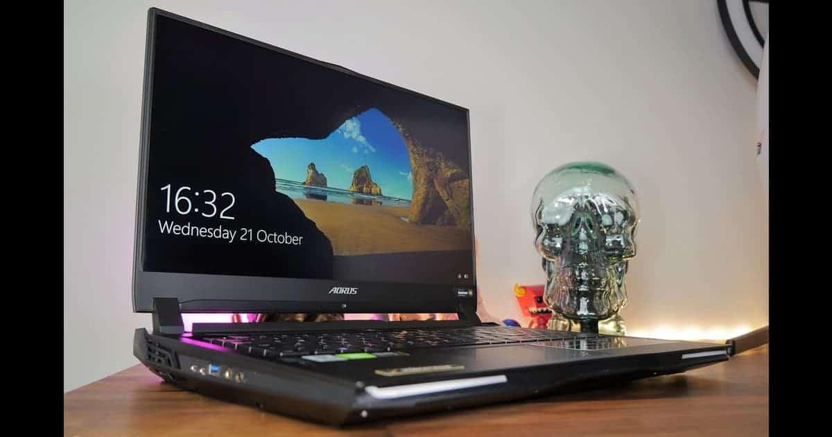 Aorus 17X Gaming Laptop