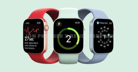 Apple ready to expands its accessibility feature on its upcoming Apple Watch Series 7