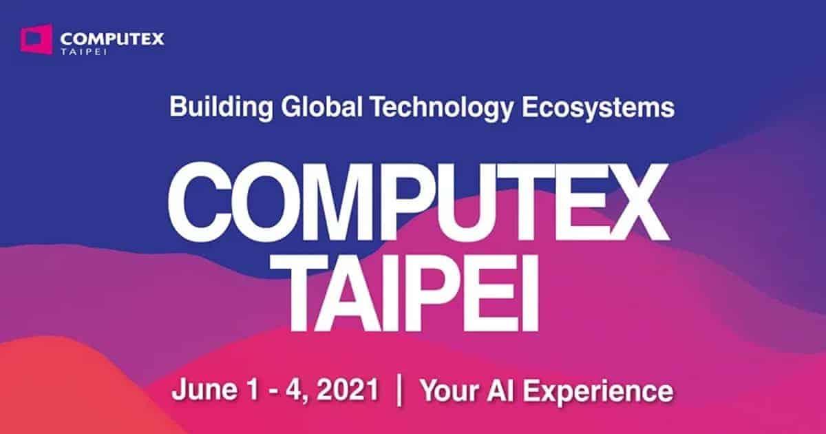 Computex Taipei 2021