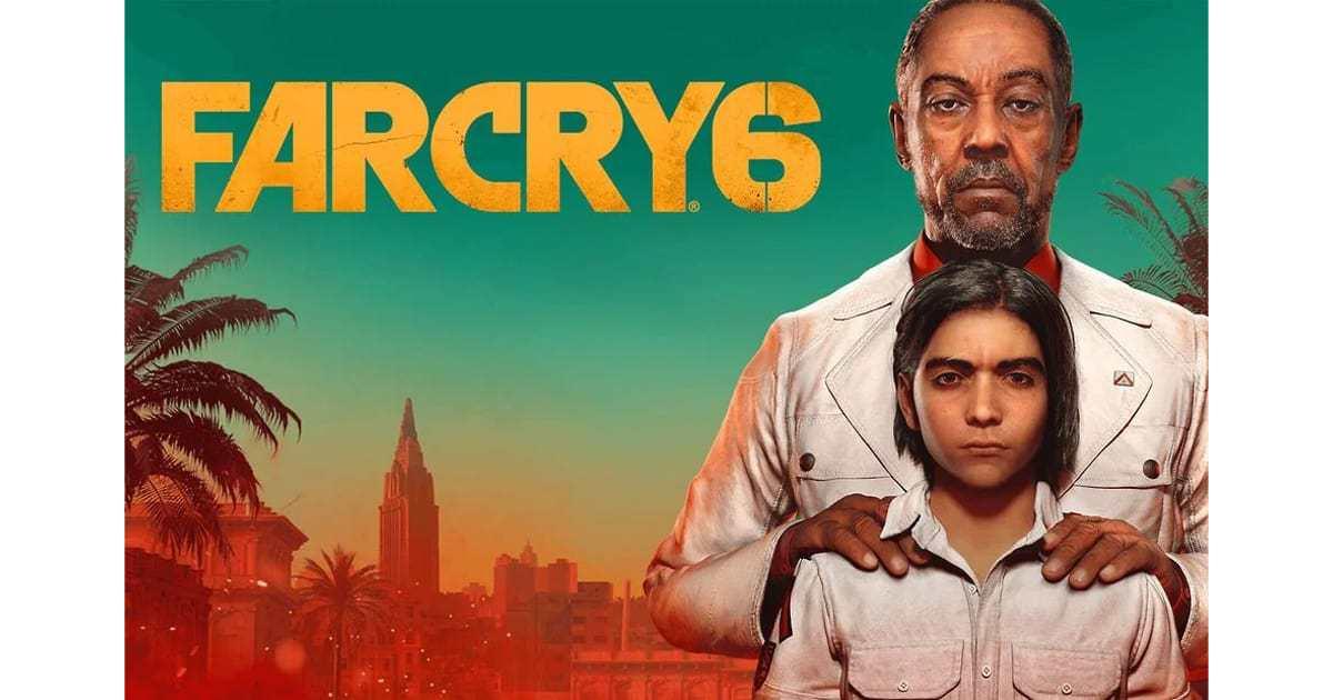 Far Cry 6 banner