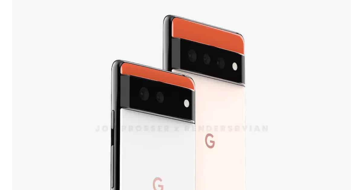Google Pixel Camera unit
