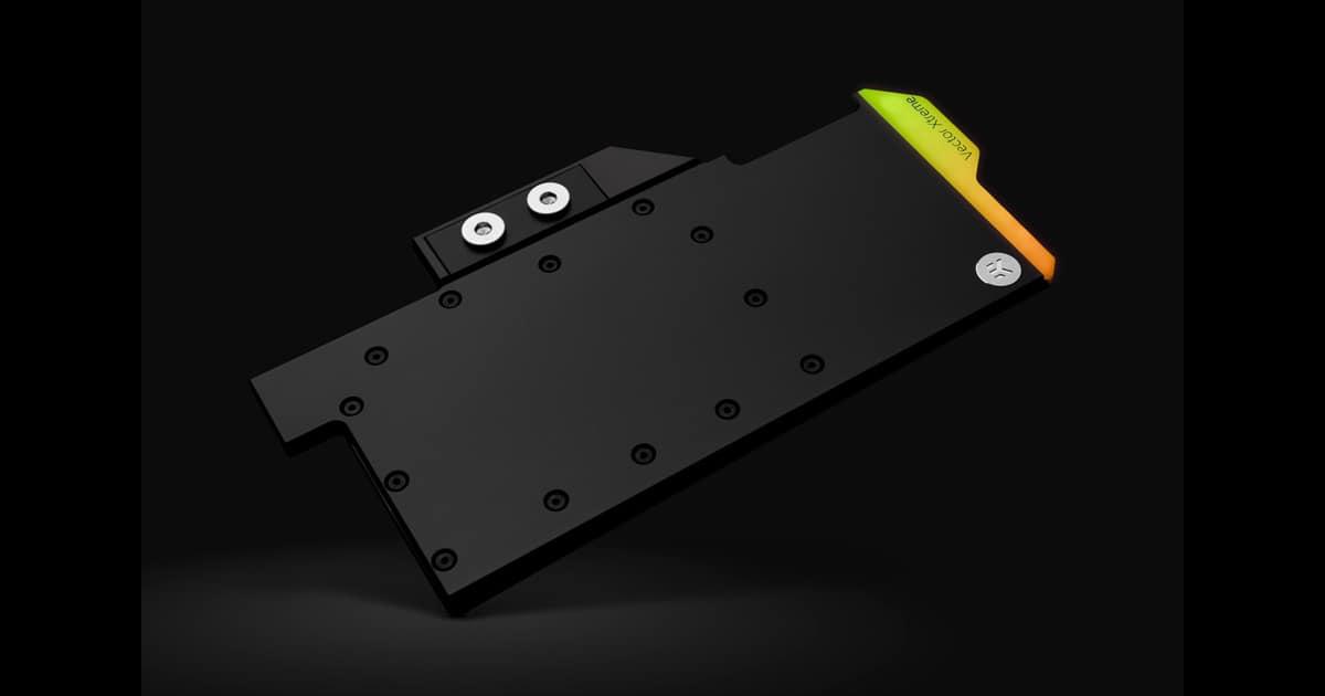 Quantum Vector Blackplate