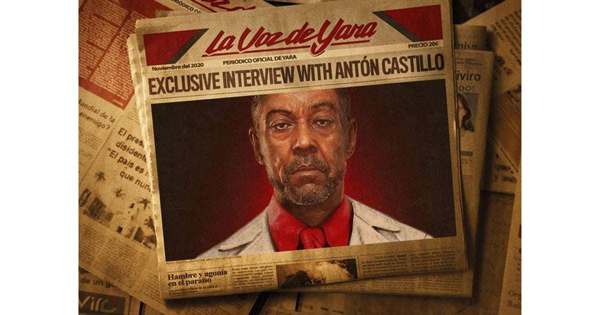 Ubisoft Leak Anton Castillo headroom