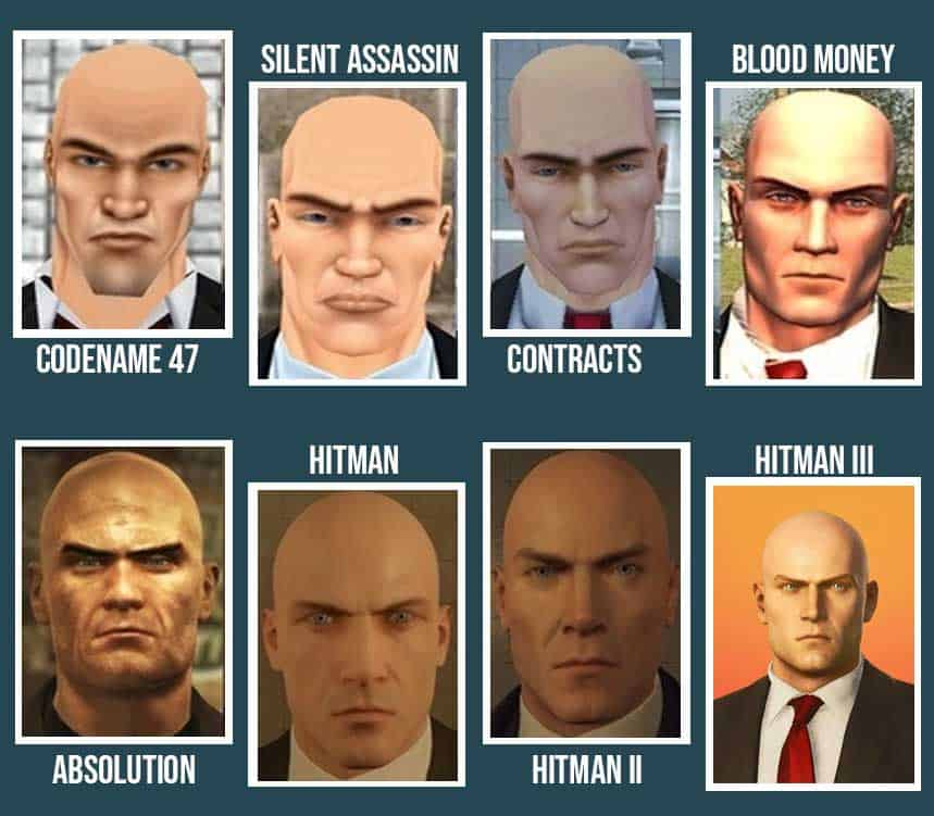All hitman games in chronological order