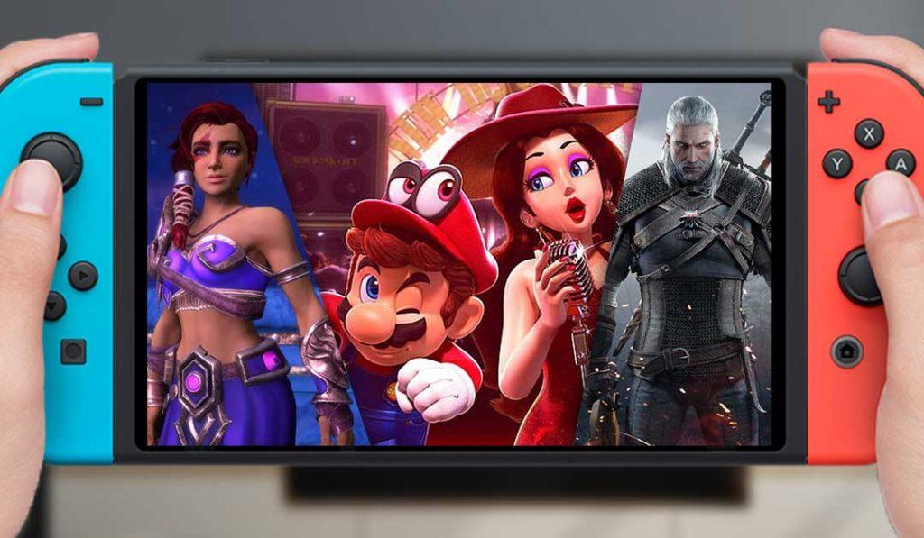 Best Open World Switch Games
