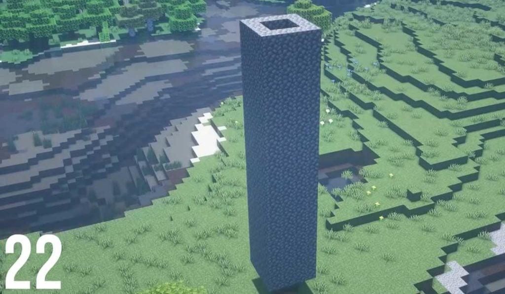 Build Up 21 Blocks
