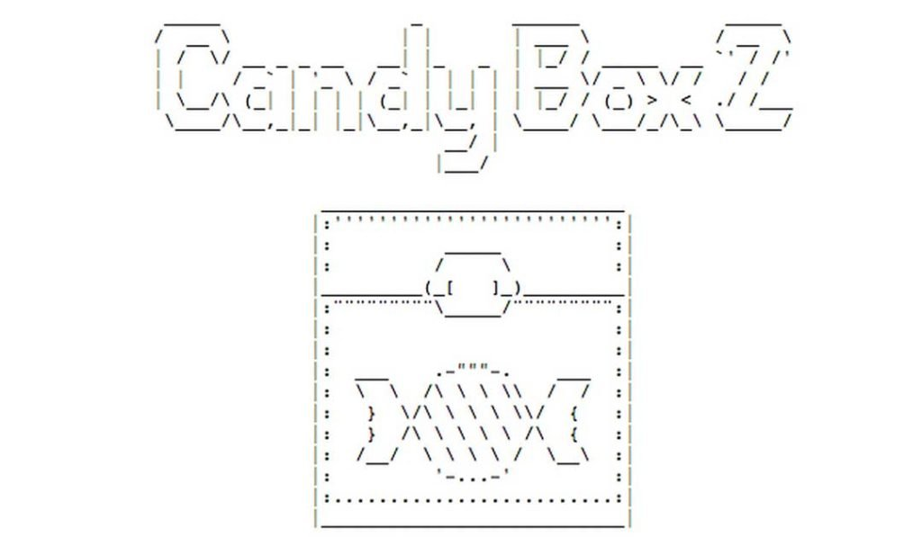 Candy Box Two - For Stimulating Your Curiosity