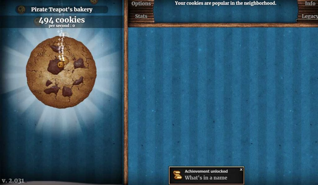 Cookie Clicker - Hands-Free Accumulation Made Simple