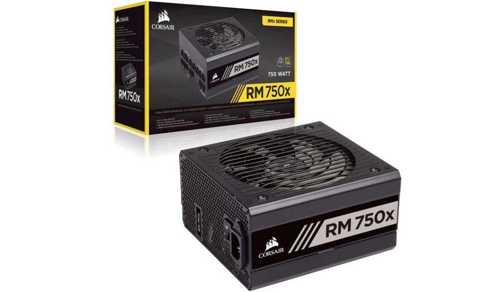 "Corsair RM750x – ""Best for High-End Rigs"""