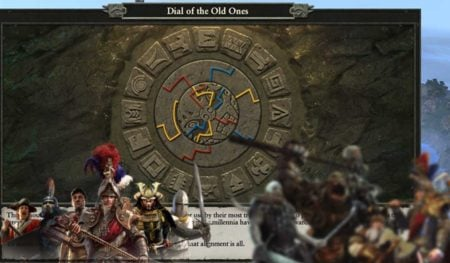 Dial of the Old Ones Puzzle Solution