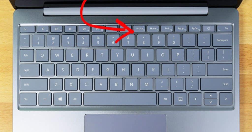 Fix Print Screen Key Not Working