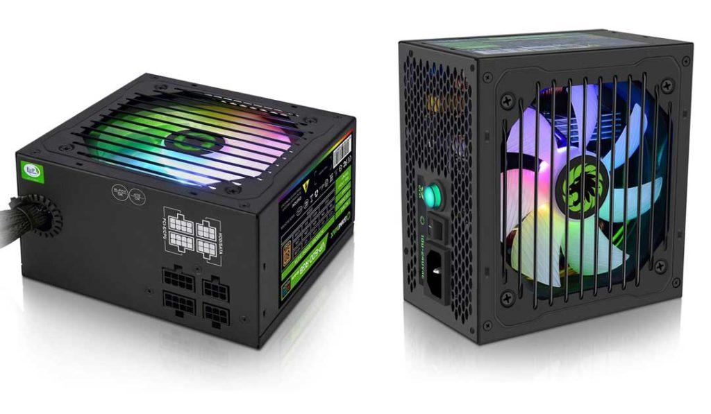 "GameMAX VP-600-RGB – ""Most Colorful Design"""