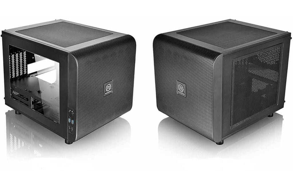 Thermaltake Core V21 Cube PC Case