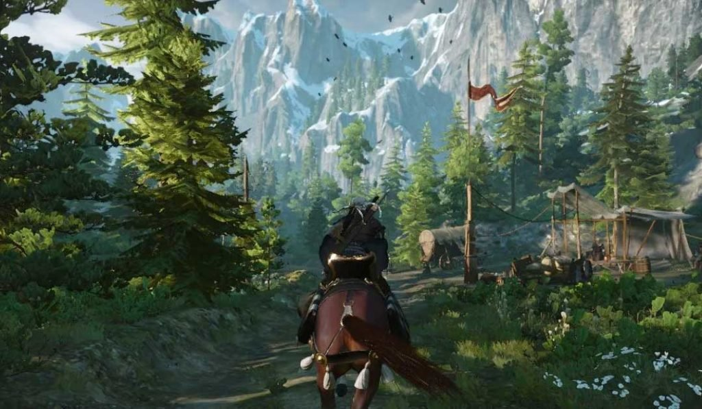Witcher III: Wild Hunt