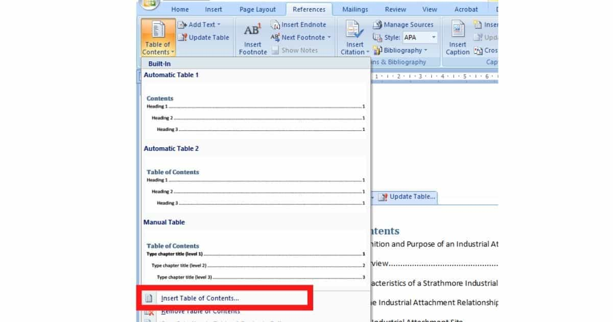 Go to references ? Table of Contents srcset=