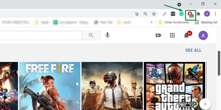 Adblock Extension Icon