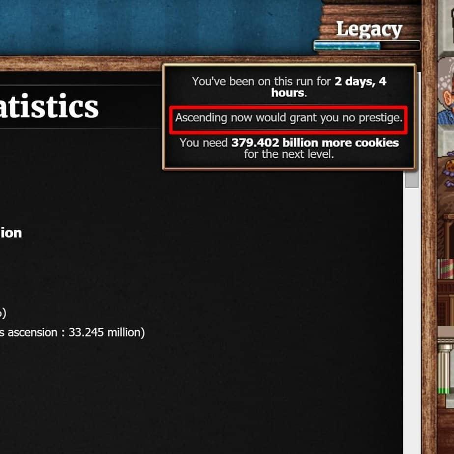 Ascending before 1 trillion mark