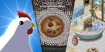 Best Games Like Cookie Clicker