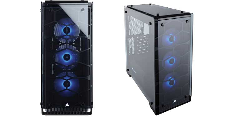 Corsair's Crystal 570X RGB - Best Looking Tempered Glass Case