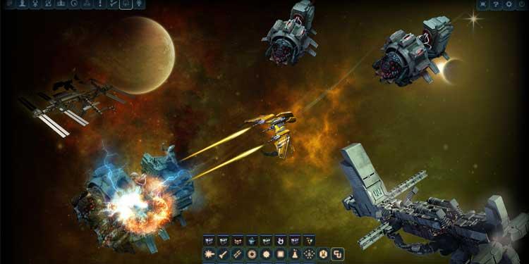 Dark Orbit Reloaded - For Space Adventurers