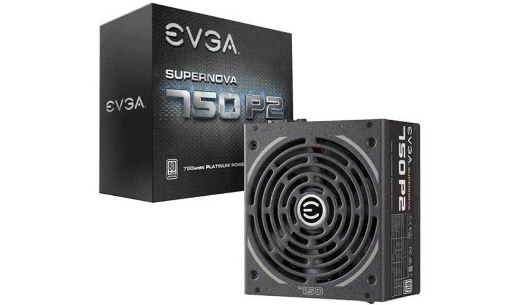 "EVGA SuperNOVA P2 – ""Best Overall"""
