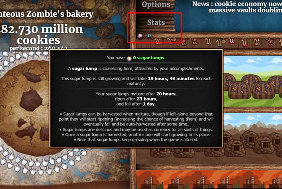 One Billion Cookies Sugar Lumps