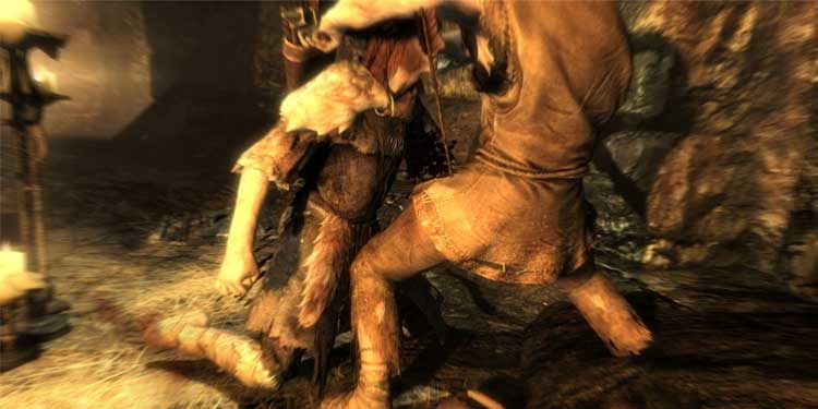 SKYRIM-Ratway-clearing-fights
