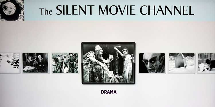 The Silent Movie Channel