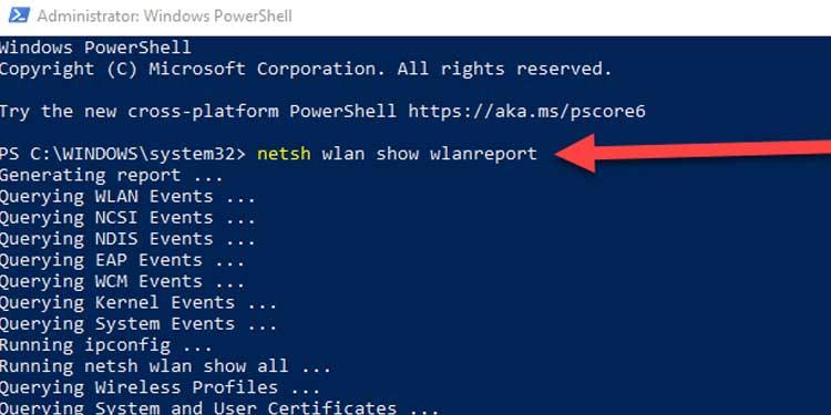 Windows Administrator Powershell