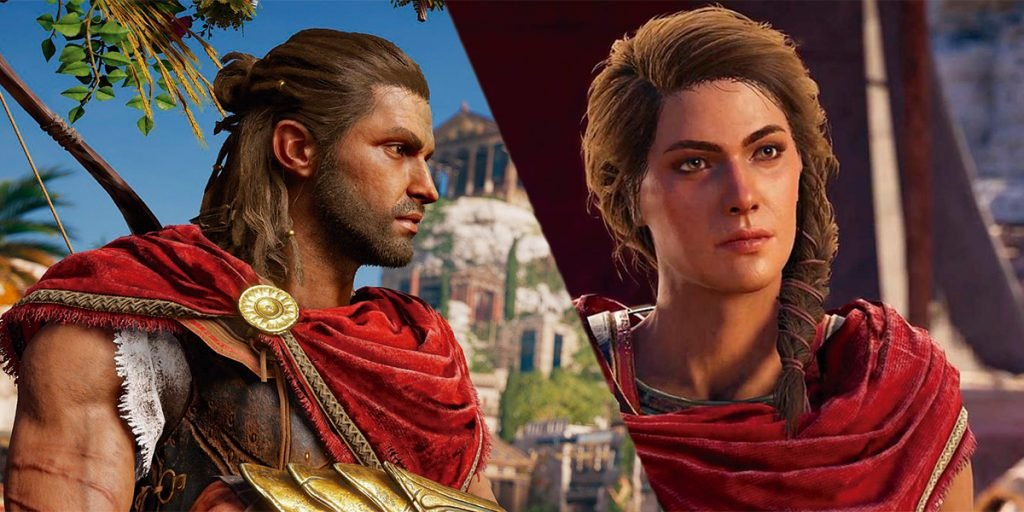 assasin's creed odyssey review