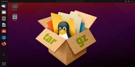 linux tar gz