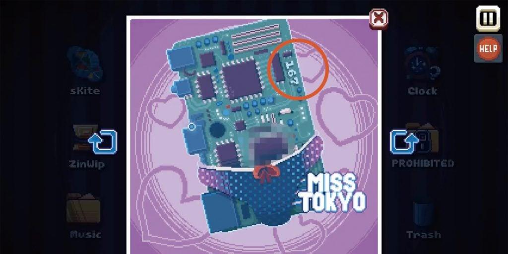 miss tokyo 1