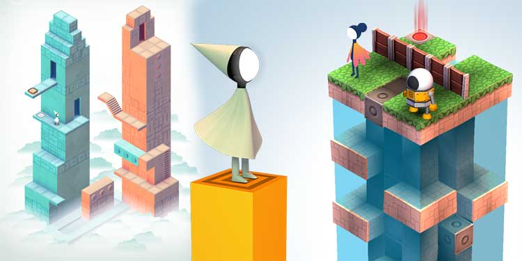 games like monument valley