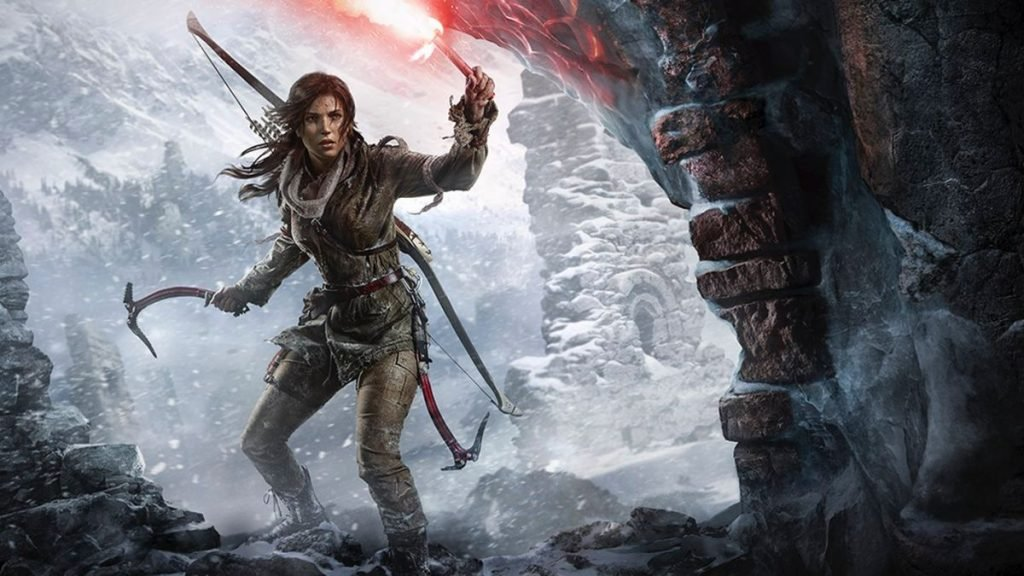 Tomb Raider games 2013