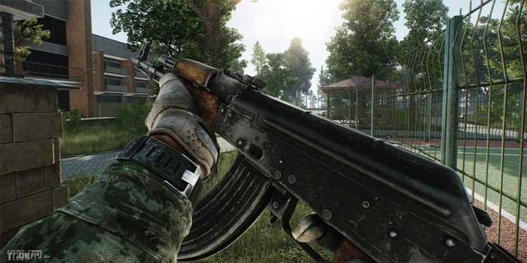 AK47 Tarkov