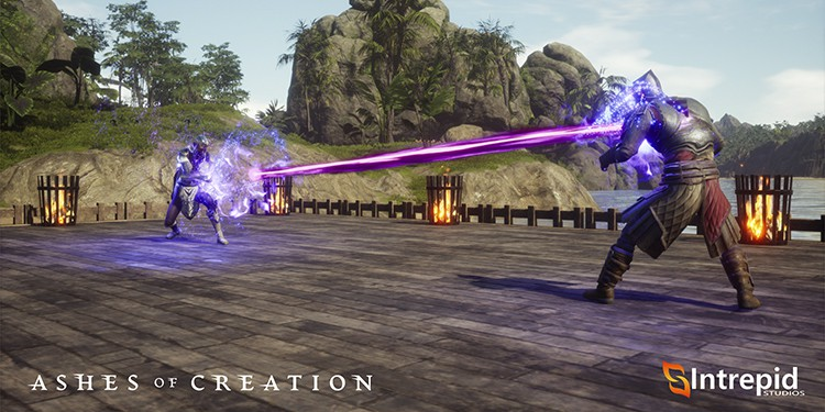 Ashes of Creation clases pvp