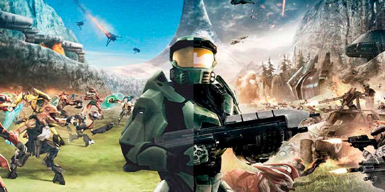 Halo 1 Combat Evolved - Original Trilogy