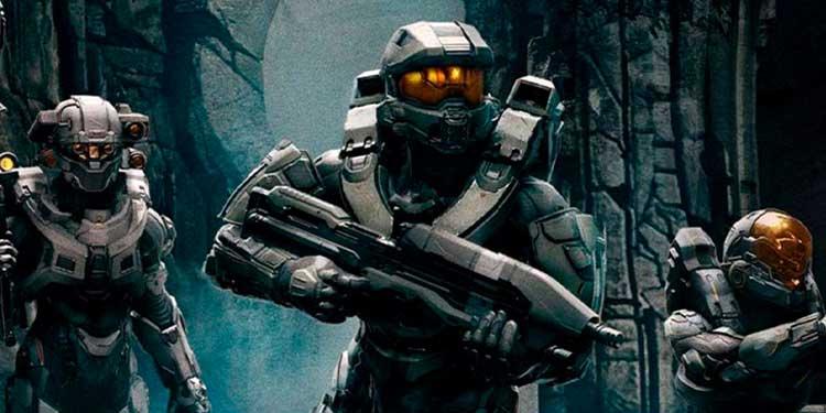 Halo 5: Guardians - Reclaimer Saga
