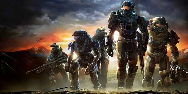 Halo-Games-in-Order