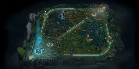 Improve Map Awareness in League of Legends