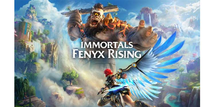 Immortal Fenyx Rising Review